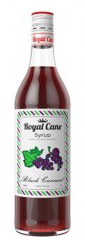 Сироп Royal Cane Черная смородина Стекло