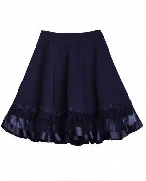 Юбка Deloras 62306 Темно-синий *