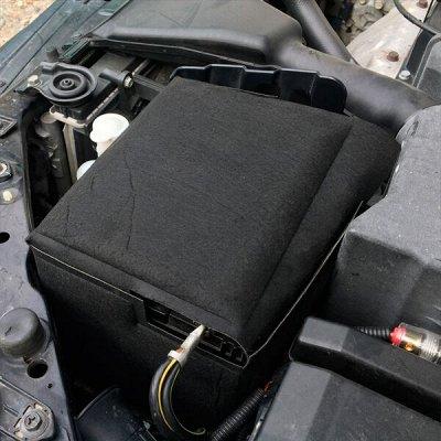 🔥 Скидка 25% на автотовары: 🚗 масла, аксессуары, инструменты — Утеплители для АКБ — Аксессуары