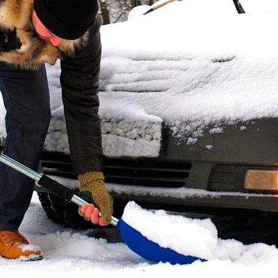 🔥 Скидка 25% на автотовары: 🚗 масла, аксессуары, инструменты — Лопаты — Аксессуары