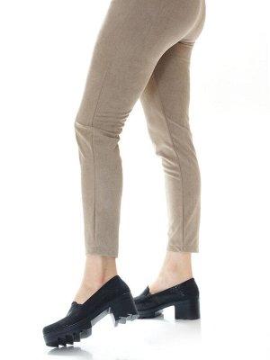 Туфли Страна производитель: Турция Полнота обуви: Тип «F» или «Fx» Материал верха: Нубук Цвет: Черный Материал подкладки: Натуральная кожа Стиль: Городской Форма мыска/носка: Закругленный Каблук/Подош