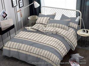 КПБ Поплин 2 спальный с европростыней