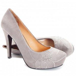 Туфли Страна производитель: Китай Размер женской обуви x: 35 Полнота обуви: Тип «F» или «Fx» Вид обуви: Туфли Сезон: Весна/осень Тип носка: Закрытый Форма мыска/носка: Заостренный Каблук/Подошва: Кабл
