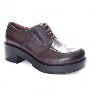 Туфли Страна производитель: Турция Размер женской обуви x: 37 Полнота обуви: Тип «F» или «Fx» Сезон: Весна/осень Тип носка: Закрытый Форма мыска/носка: Круглый Каблук/Подошва: Каблук Высота каблука (с