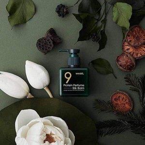 Несмываемый бальзам для поврежденных волос Masil 9 Protein Perfume Silk Balm, 180ml