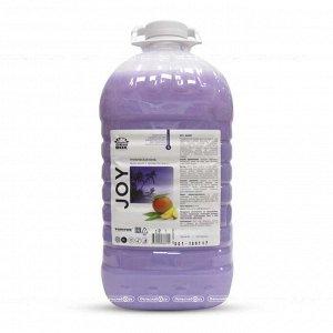 Жидкое крем-мыло Joy platinum (5 л)