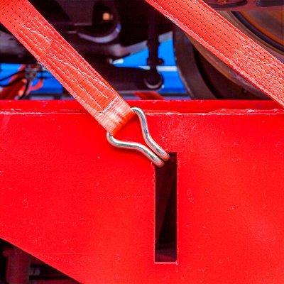 🔥 Скидка 25% на автотовары: 🚗 масла, аксессуары, инструменты — Тросы и ремни — Аксессуары