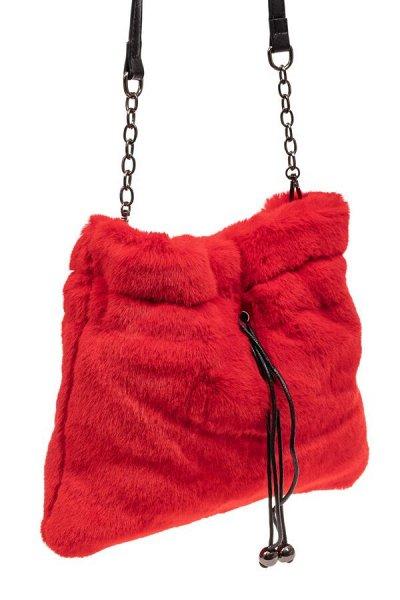 Сумки Greta — Меховые сумки — Сумки, рюкзаки
