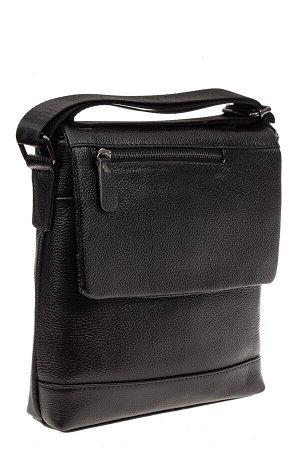Мужская сумка под документы, черная