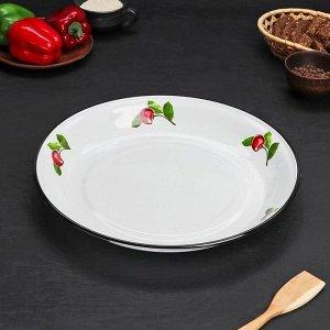 Блюдо «Вишнёвый сад», 4,5 л