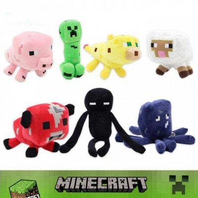 Мульт-Бюджет! Товары для детей с любимыми героями!  — Мягкие игрушки — Мягкие игрушки