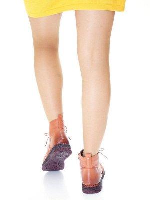 Ботинки Страна производитель: Китай Размер женской обуви x: 34 Полнота обуви: Тип «F» или «Fx» Вид обуви: Ботинки Сезон: Весна/осень Материал верха: Натуральная кожа Материал подкладки: Байка Каблук/П