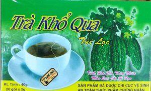 Чай из момордики