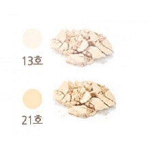 Осветляющая пудра со сменным блоком Enough Collagen Whitening Moisture Two Way Cake SPF30 PA+++, 13г+13г