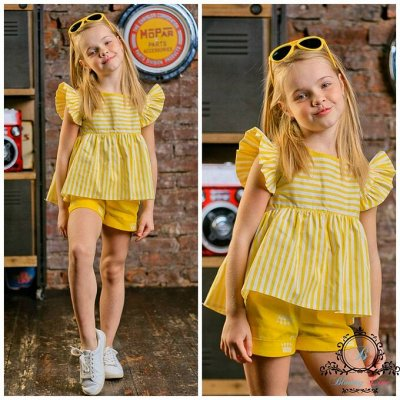 №133-✦Bloomy line✦- детская мода для маленьких модниц. — Легинсы, брюки, шорты — Брюки, шорты