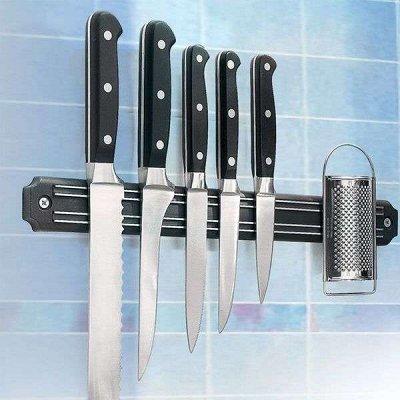 Любимая посуда и бытовые мелочи◇Акции и Скидки от поставщика — Магнитный держатель для ножей — Аксессуары для кухни