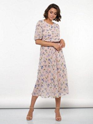Платье (669-3)
