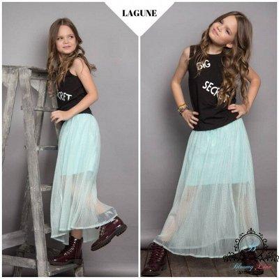 №135-✦Bloomy line✦-детская мода для маленьких модниц.Новинки — Пышные фатиновые юбки — Для девочек
