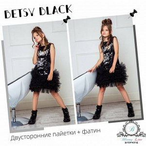 "Коктейльное платье ""Betsy Black"""