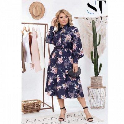 SТ-Style~59*⭐️Распродажа! Летние платья и костюмы! — 48+: Самые красивые модели  — Платья