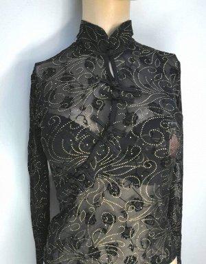Блузка Старая цена 195 рублей! Соответствие размеров: M-40 L-42 XL-44