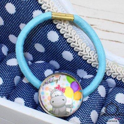 №139. =✦Bloomy line✦-детская мода для маленьких модниц — Витражные аксессуары- заколки,невидимки,сережки — Аксессуары
