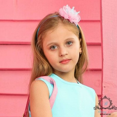 №138=✦Bloomy line✦-детская мода для маленьких модниц. — Распродажа аксов — Заколки и гребни