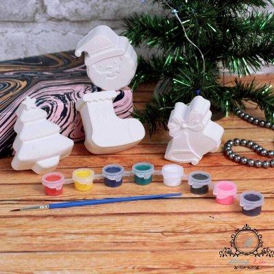 №133-✦Bloomy line✦- детская мода для маленьких модниц. — Наборы для раскрашивания (гипс) — Лепка и скульптура