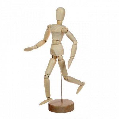 Магазин для художников — Гипсовые и деревянные фигуры — Расходные материалы