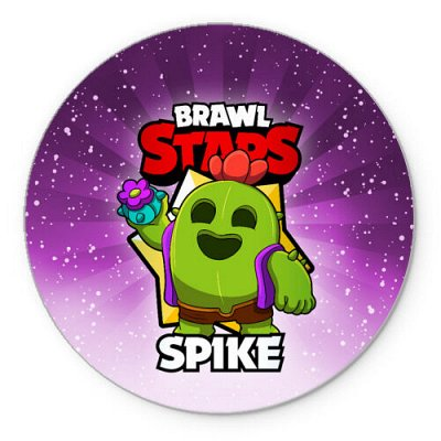 Brawl Stars. Детская одежда и аксессуары — Новинка! Коврики для мыши с Brawl Stars — Для ноутбуков и планшетов