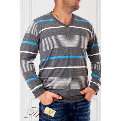 DRESS37 - доверяем трикотажу! От 42 до 66 размеров! — Для мужчин - Футболки мужские — Футболки