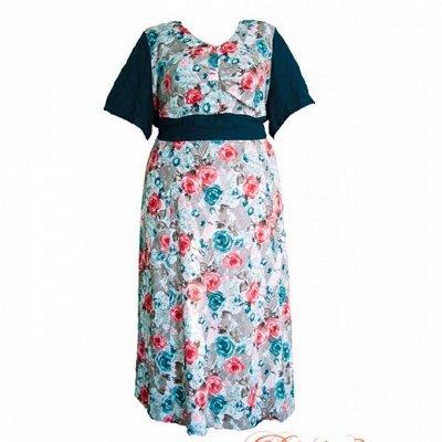 18 - Diaton - Для роскошных форм. одежда — Платья — Платья