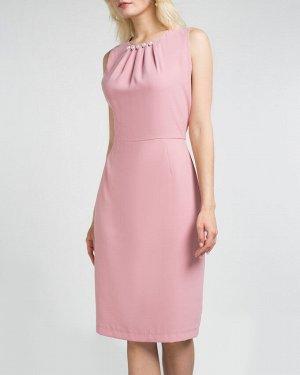 Платье жен. (151614)пепельно-розовый