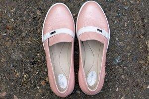 Туфли Тип: туфли женские Подошва: ПУ Верх: натуральная кожа  Подклад: кожподклад