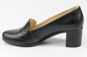 Туфли Тип: туфли женские Подошва: ПУ Верх: натуральная кожа  Подклад: кожподклад Высота каблука 5 см