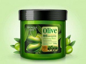 Маска для волос с оливой