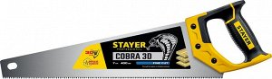 """Ножовка универсальная (пила) """"Cobra 3D"""" 400мм"""