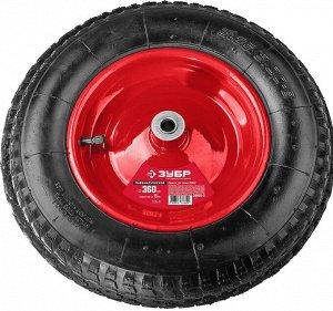 ЗУБР КП-3 колесо пневматическое для тачки 39962