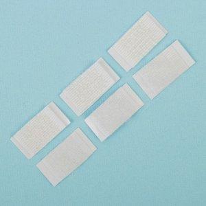 Липучка на клеевой основе «Прямоугольник», набор 30 шт., размер 1 шт: 1 ? 1,6 см