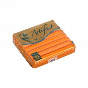 Пластика - полимерная глина 56г классический Апельсиновый