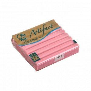 Пластика - полимерная глина 56г перламутр Розовый