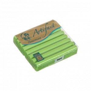 Пластика - полимерная глина 50 г «Суперпрочная формула» Кленово зелёный