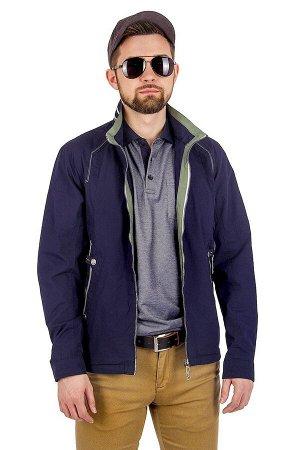 Куртка лето тёмно-синяя