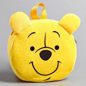Рюкзак детский плюшевый, Медвежонок Винни и его друзья 4725069