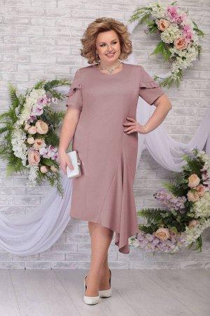 Платье Ninele 7283 кремовый