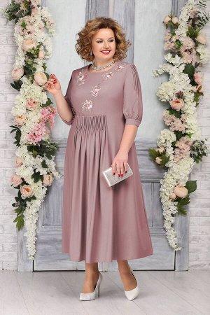 Платье Ninele 5764 кремовый