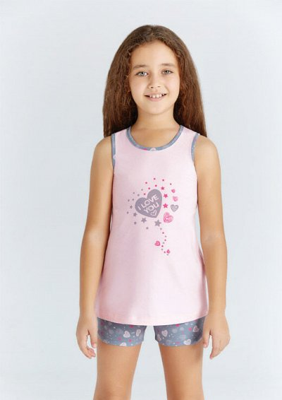 Белье BAYKAR и DONELLA для мальчиков и девочек — Пижамы для девочек и мамочек
