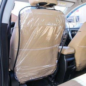 Защитная накидка на спинку автомобильного сиденья