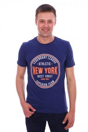 Футболка мужская New York