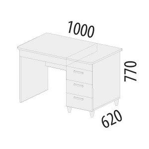 Стол компьютерный Катрин 92.26